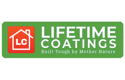 Lifetime Coatings logo